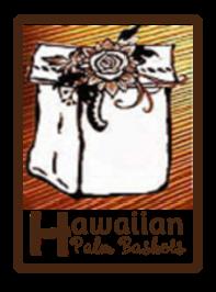 Hawaiian Palm Baskets logo