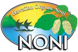 Hawaiian Organic Noni logo
