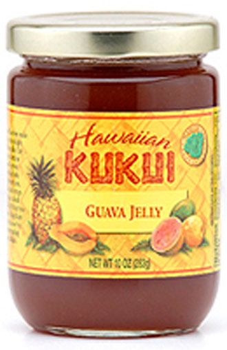 Hawaiian Kukui Fruit Specialties