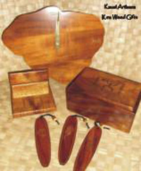 Hawaiian Koa Wood Gifts Lamoureph Blog