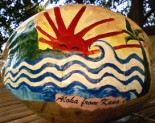 Coconut Postcards