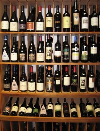 The Wine Garden