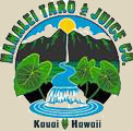 Hanalei Taro & Juice Co. logo