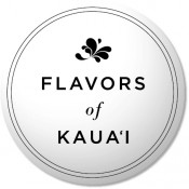 Flavors of Kaua'i logo
