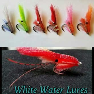 White Water Lures