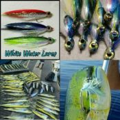 White Water Lures logo