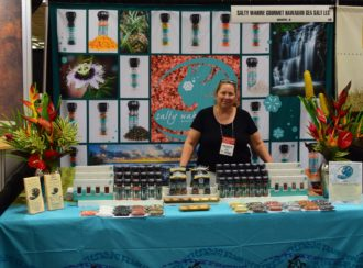 Salty Wahine's Gourmet Hawaiian Sea Salts