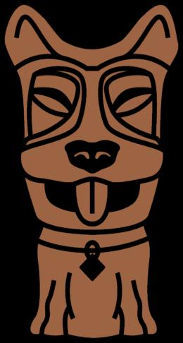 TikiDawg and TikiKitti logo